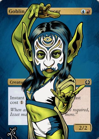 Image for Goblin Electromancer