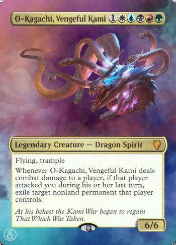 Image for O-Kagachi, Vengeful Kami