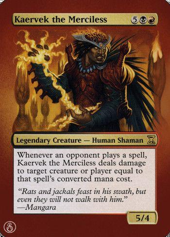 Image for Kaervek the Merciless
