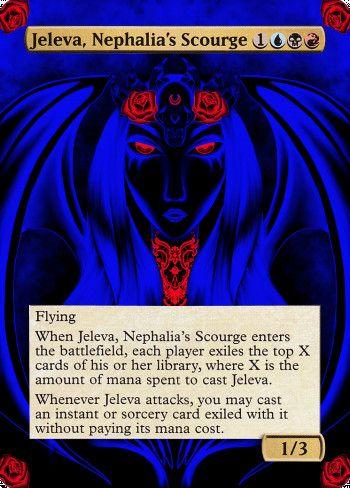 Image for Jeleva, Nephalia's Scourge