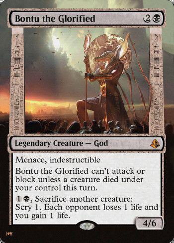 Image for Bontu the Glorified