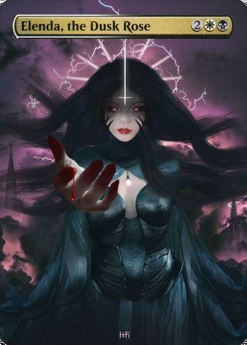 Image for Elenda, the Dusk Rose