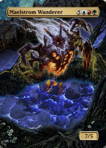 Image for Maelstrom Wanderer