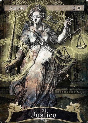 Image for Karmic Justice