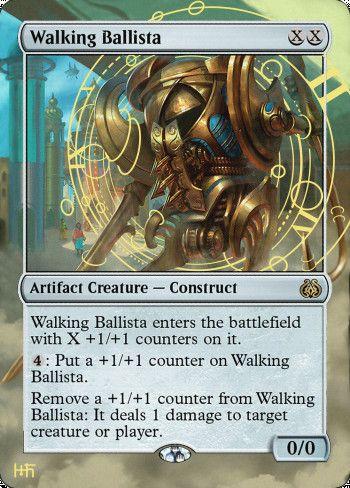 Walking Ballista alter by DamarideNeurommancer