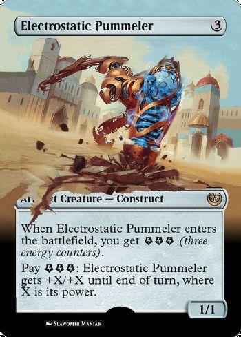 Image for Electrostatic Pummeler