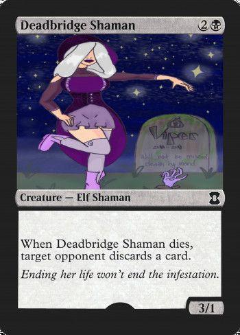 Image for Deadbridge Shaman