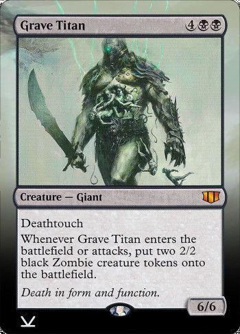 Image for Grave Titan