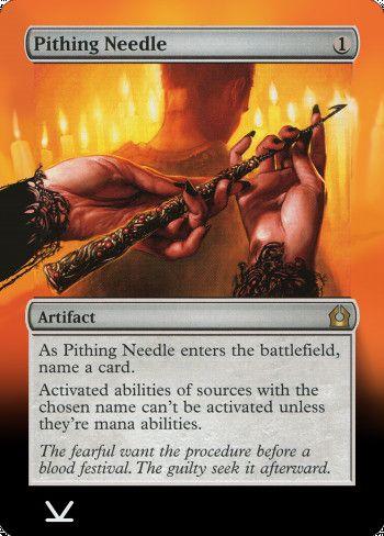 Image for Pithing Needle