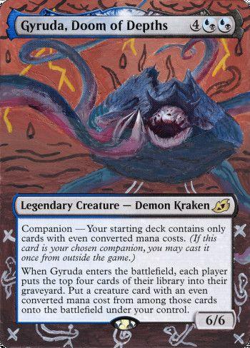 Image for Gyruda, Doom of Depths