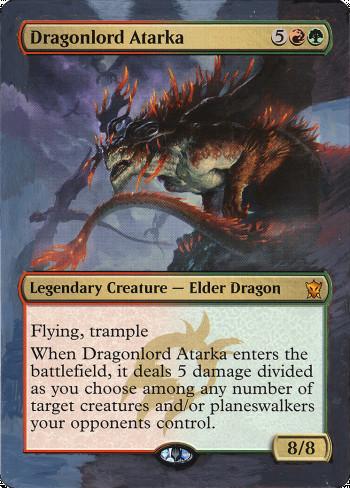 Image for Dragonlord Atarka