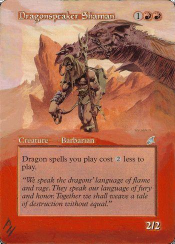 Image for Dragonspeaker Shaman