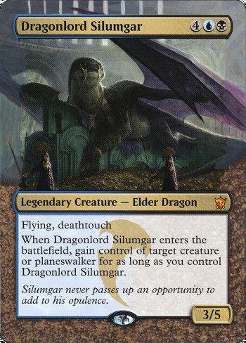 Dragonlord Silumgar alter by Higgy