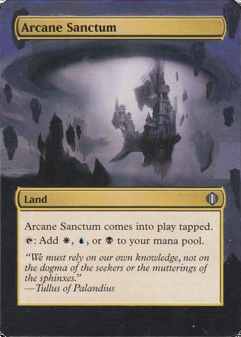 Image for Arcane Sanctum