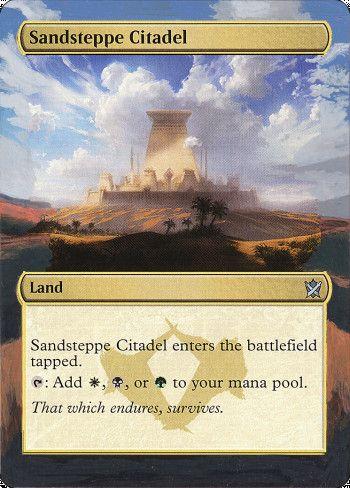 Image for Sandsteppe Citadel