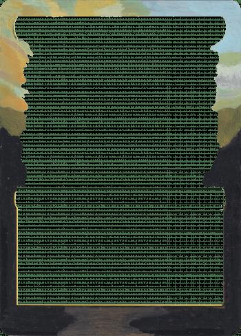 Sleeve image for Ancient Ziggurat (Conflux)