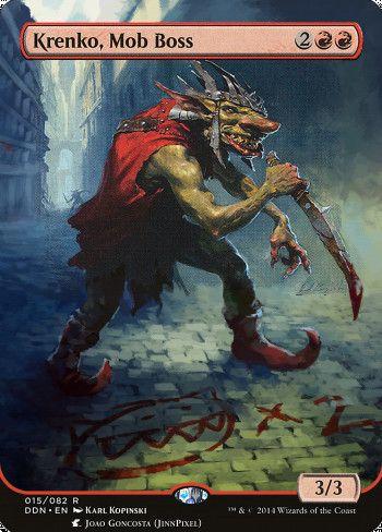 Image for Krenko, Mob Boss