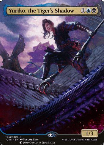 Image for Yuriko, the Tiger's Shadow
