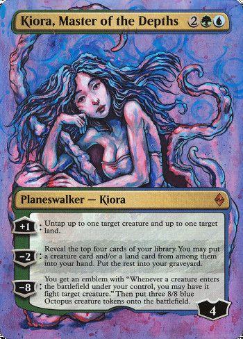 Image for Kiora, the Crashing Wave