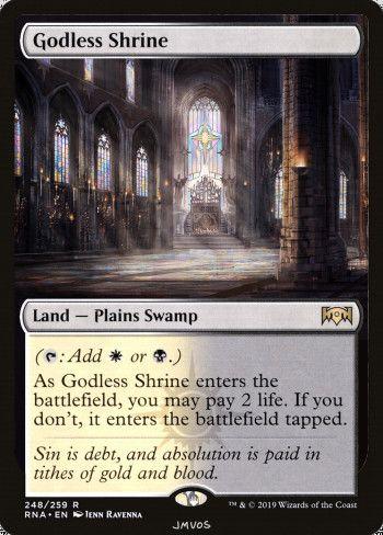 Image for Godless Shrine