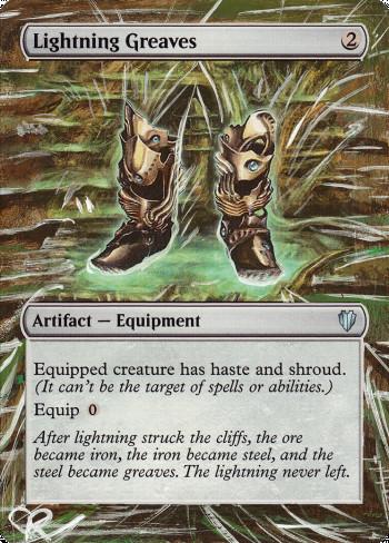 Image for Lightning Greaves