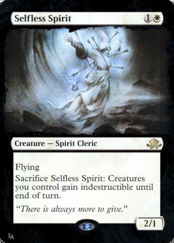 Image for Selfless Spirit