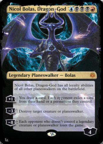 Image for Nicol Bolas, Dragon-God