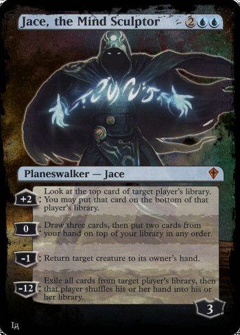 Image for Jace, the Mind Sculptor