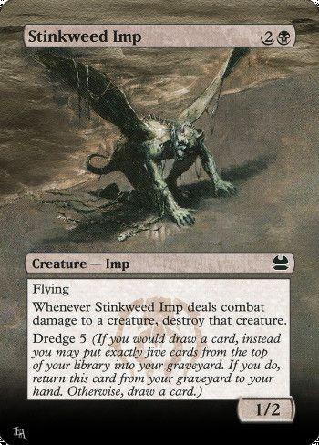 Image for Stinkweed Imp