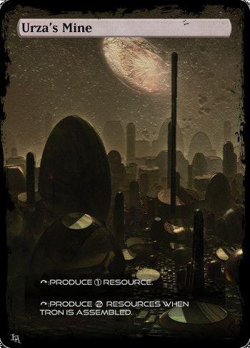 Image for Urza's Mine