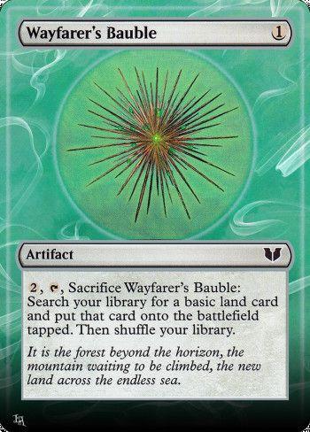 Image for Wayfarer's Bauble