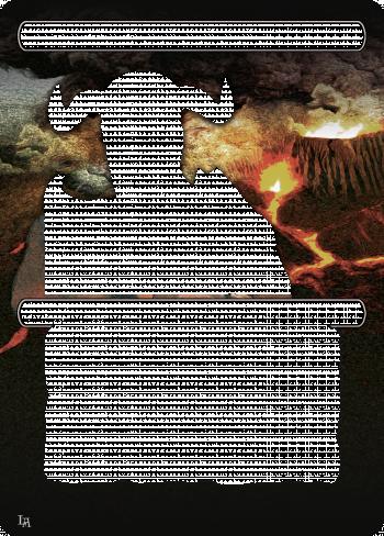 Demonic Tutor alter by LudoMtgAlter