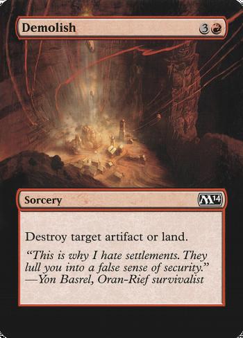 Image for Demolish