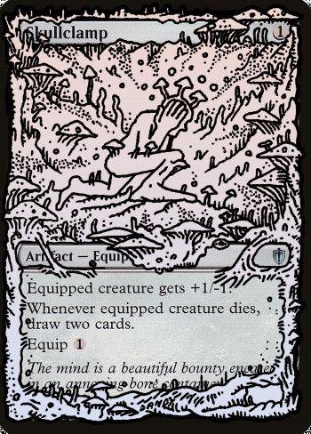 Image for Skullclamp