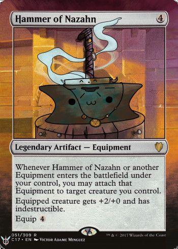 Image for Hammer of Nazahn