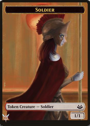 Soldier alter by Neferentium