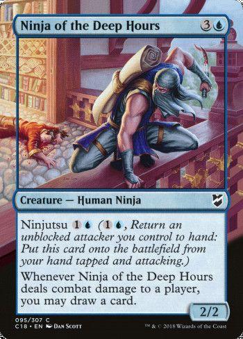 Image for Ninja of the Deep Hours