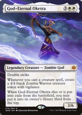 Image for God-Eternal Oketra