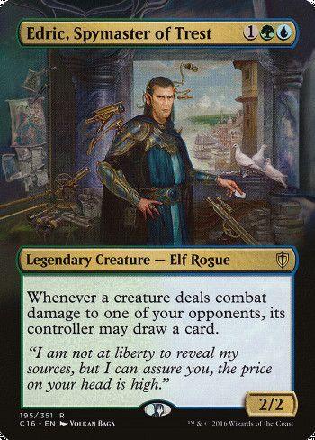 Image for Edric, Spymaster of Trest