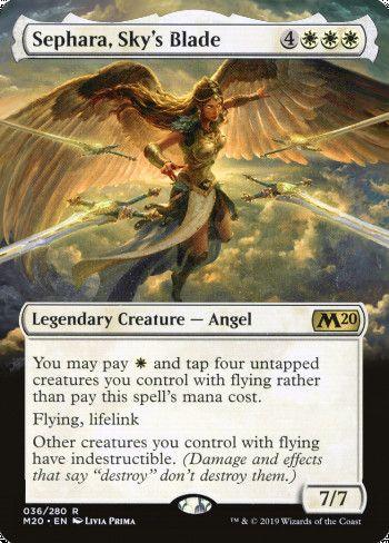 Image for Sephara, Sky's Blade