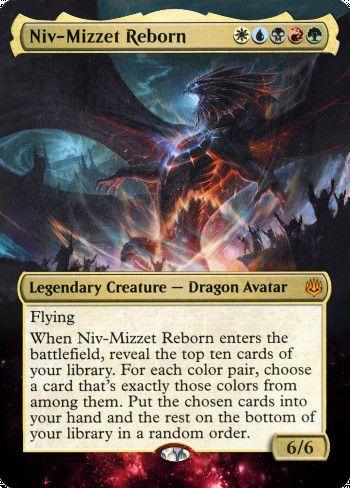Image for Niv-Mizzet Reborn