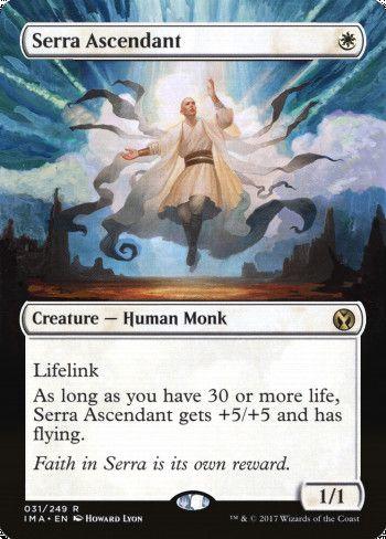 Image for Serra Ascendant
