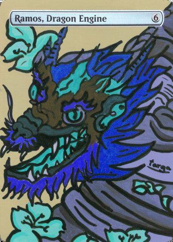Image for Ramos, Dragon Engine