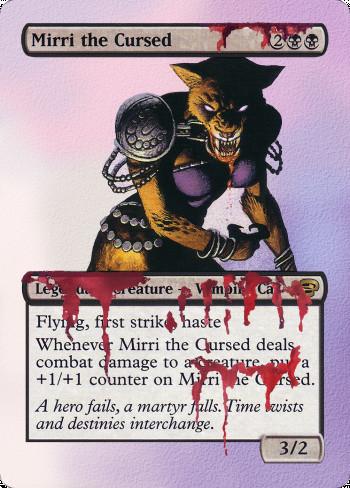 Image for Mirri the Cursed