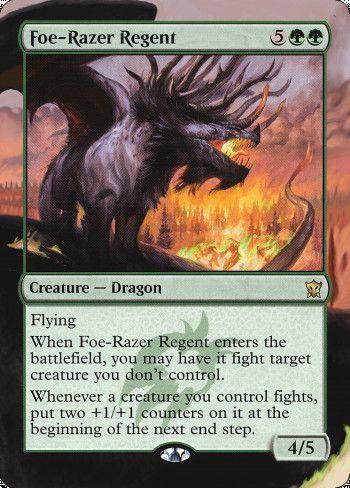 Image for Foe-Razer Regent