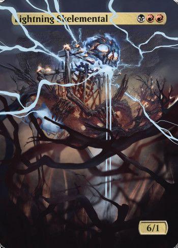 Image for Lightning Skelemental