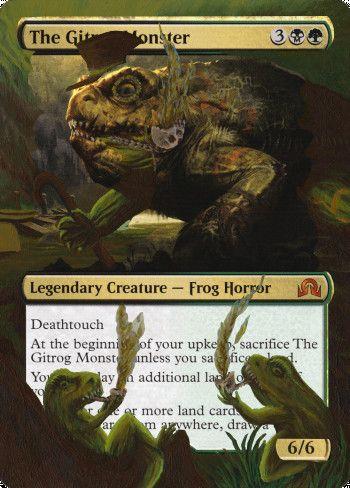 Image for The Gitrog Monster