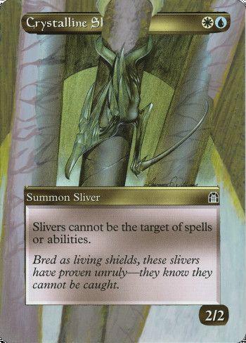 Image for Crystalline Sliver