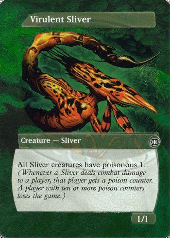 Image for Virulent Sliver