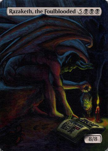 Image for Razaketh, the Foulblooded